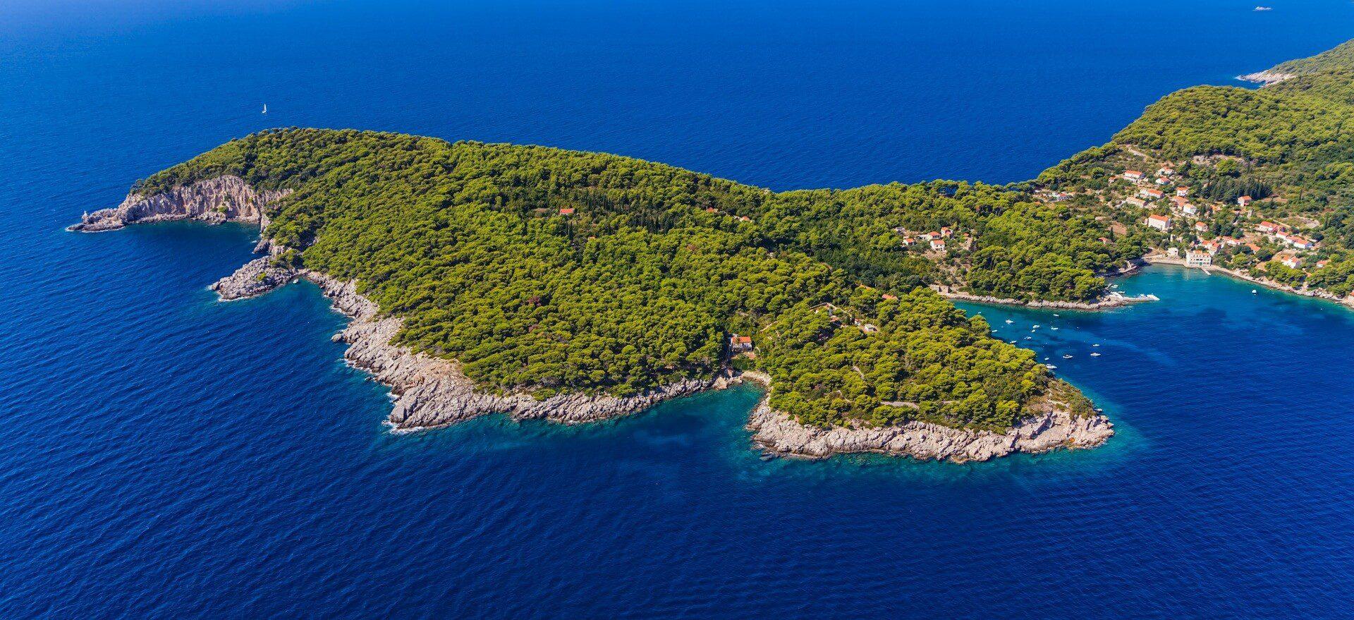 Elaphite islands - Kalamota